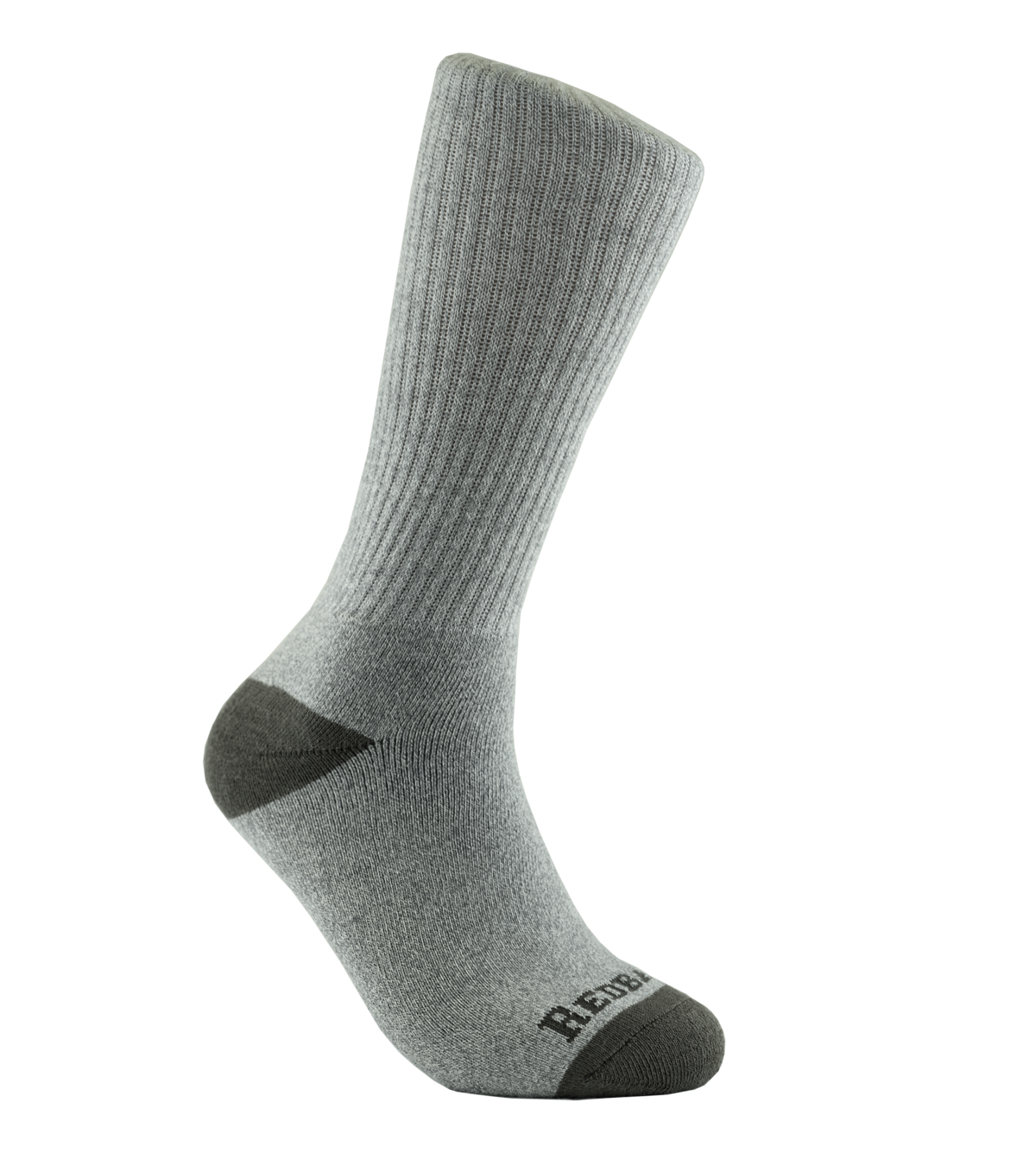 Bamboo Sock - Lt Grey