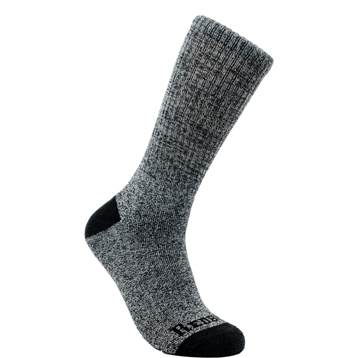 Bamboo Sock - Heather Grey