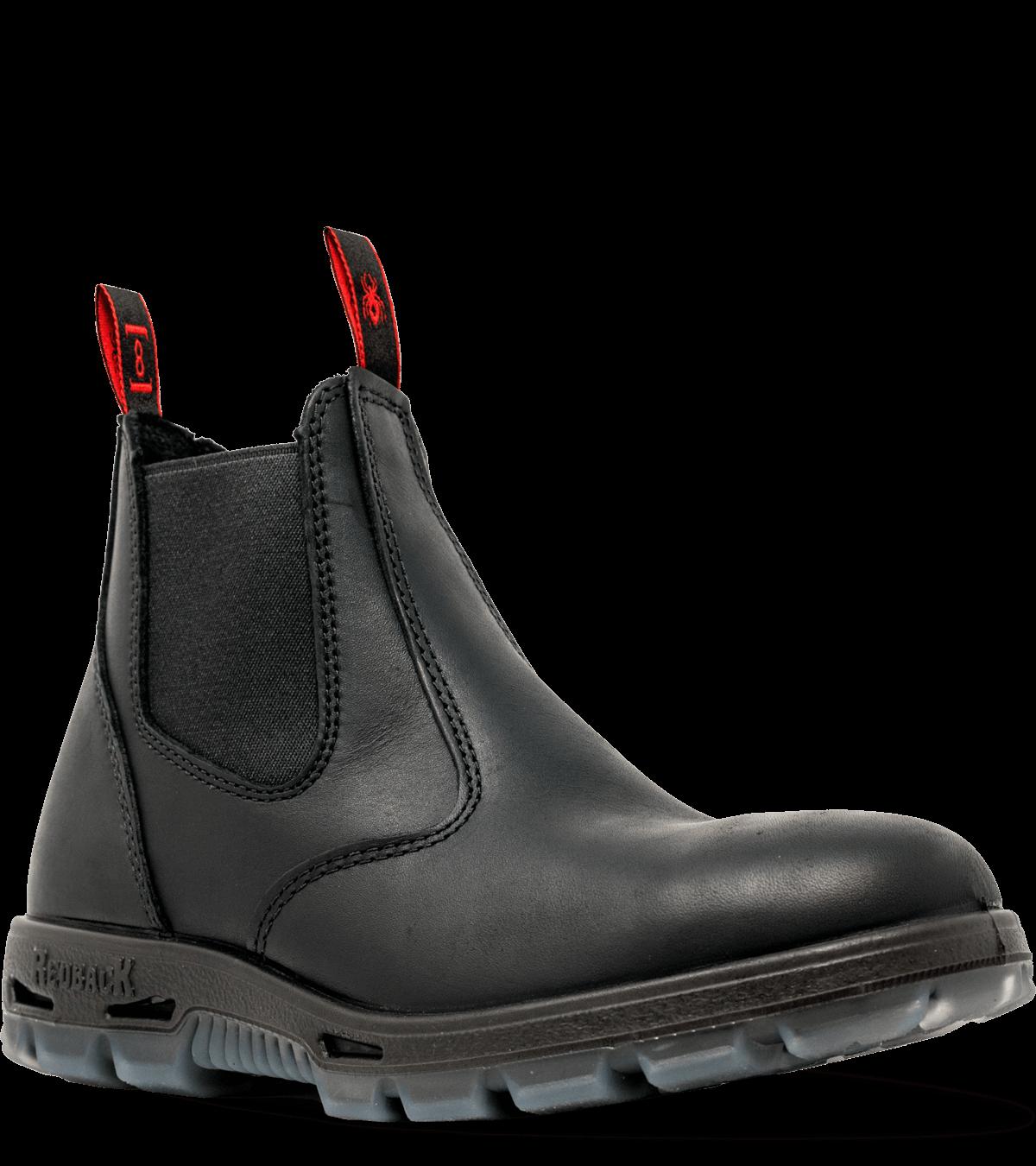 Easy Escape Steel Toe Redback Boots 174