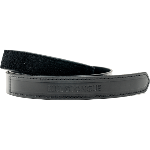 Hook & Loop Leather Belt